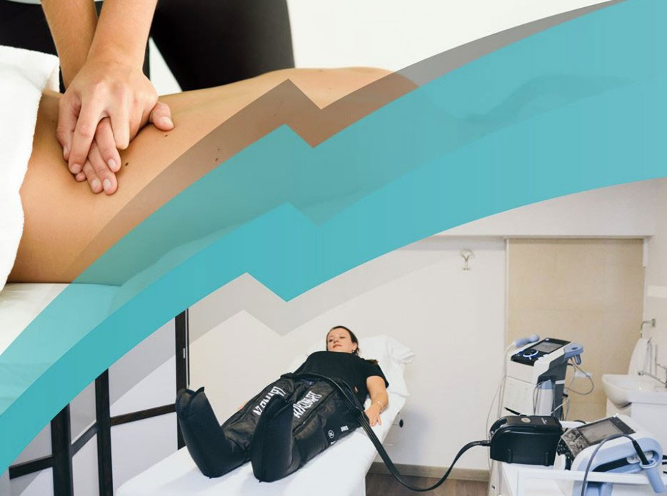 Limfna drenaža pritiskom - fizio praktik