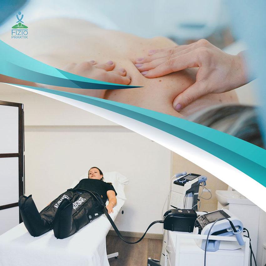 Fizio Praktik Usluge i tretmani - terapija