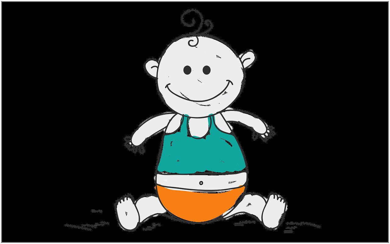vežbe za decu i bebe - Fizio Praktik